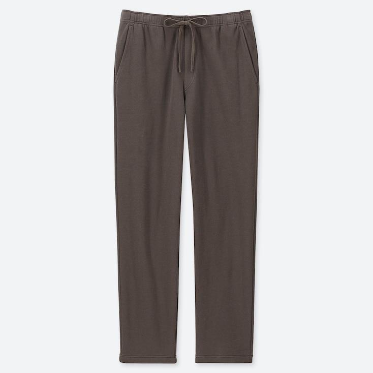 MEN ULTRA STRETCH PANTS, OLIVE, large