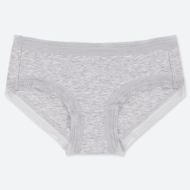 WOMEN HIPHUGGER, GRAY, medium
