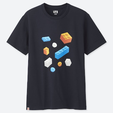 MEN THE BRANDS LEGO UT GRAPHIC T-SHIRT