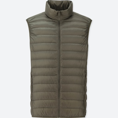 GILET PIUMINO UOMO ULTRA LIGHT DOWN
