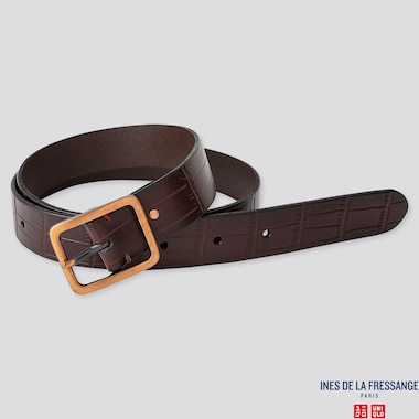 WOMEN INES EMBOSSED BELT