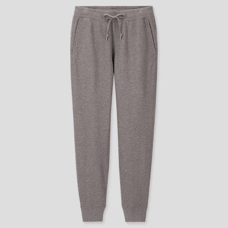 Men Sweatpants, Dark Gray, Large