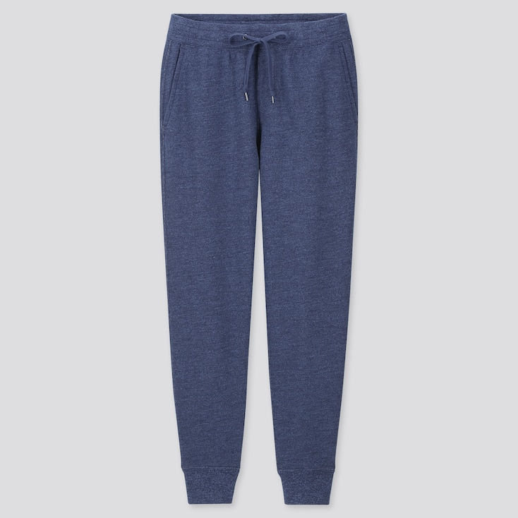 Men Sweatpants, Blue, Large