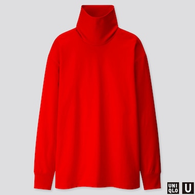 UNIQLO U SWEAT À COL ROULÉ HOMME