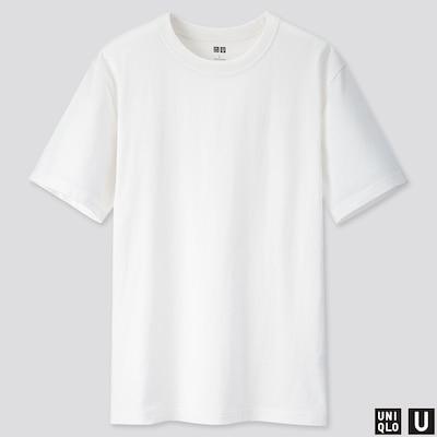 Men Uniqlo U Crew Neck Short Sleeved T Shirt  (8) by Uniqlo