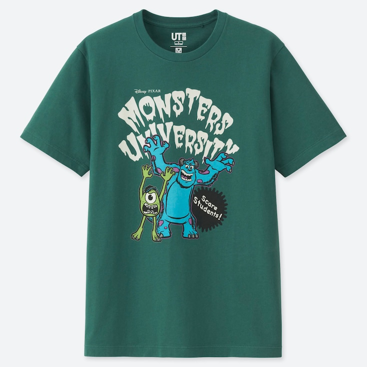 MAGIC FOR ALL ARCHIVE COLLECTION UT (SHORT-SLEEVE GRAPHIC T-SHIRT), GREEN, large