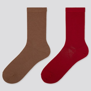 WOMEN HEATTECH SOCKS (TWO PAIRS)