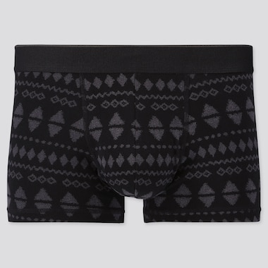 MEN SUPIMA COTTON LOW RISE BOXER SHORTS