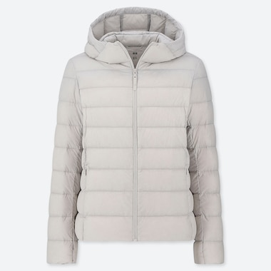 DAMEN ULTRA LIGHT DOWN PARKA MIT KAPUZE