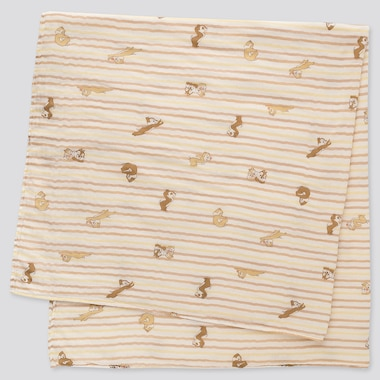 BABY DISNEY COLLECTION SWADDLE, BEIGE, medium