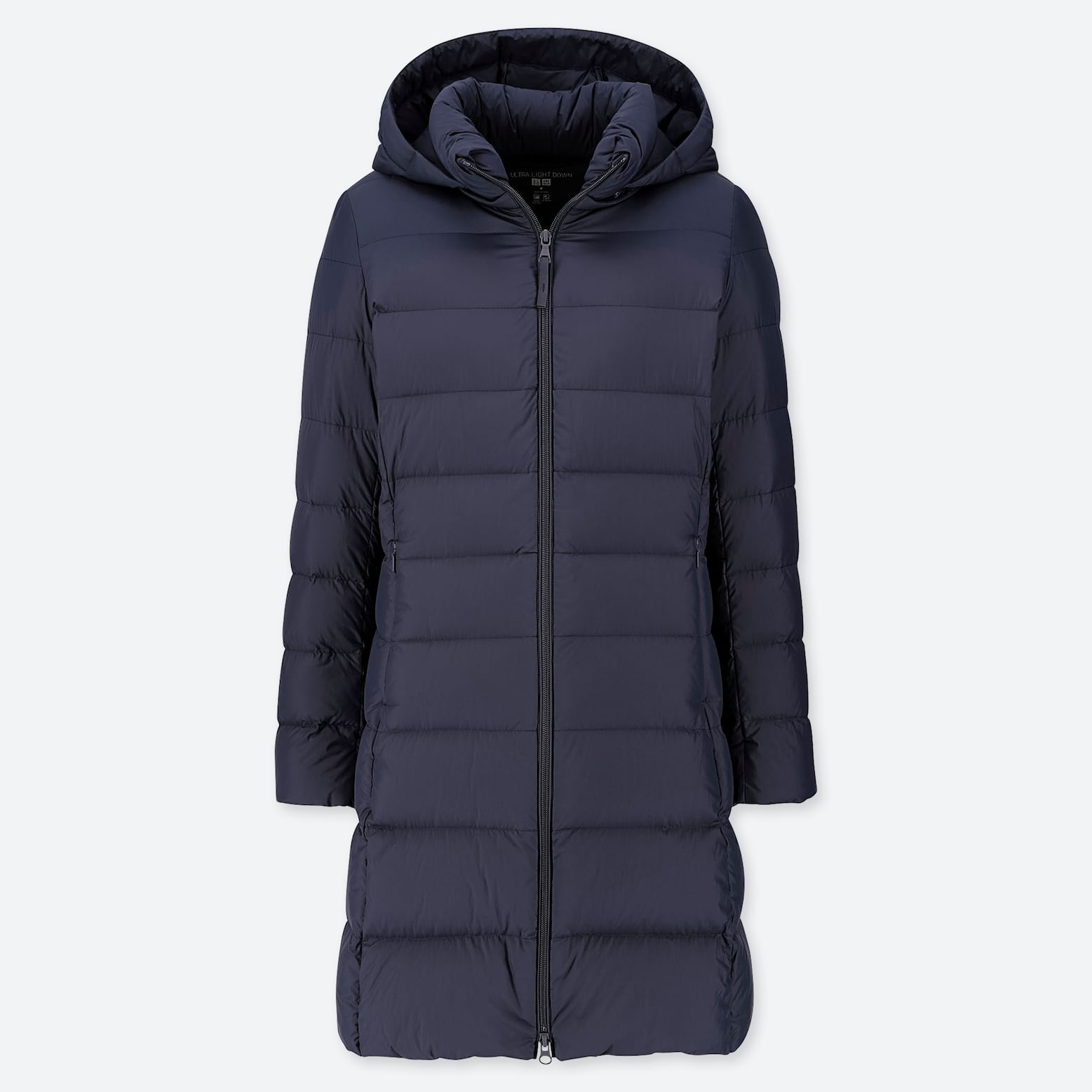 Ultra Light Down Hooded Coat by Uniqlo