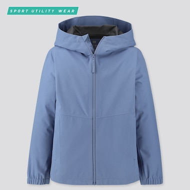 Kids BLOCKTECH Hooded Parka