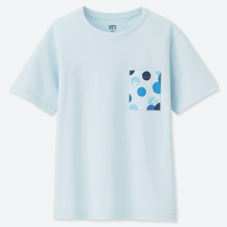 WOMEN MICKEY BLUE UT GRAPHIC T-SHIRT