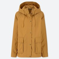 Deals on Uniqlo Womens Oversized Parka
