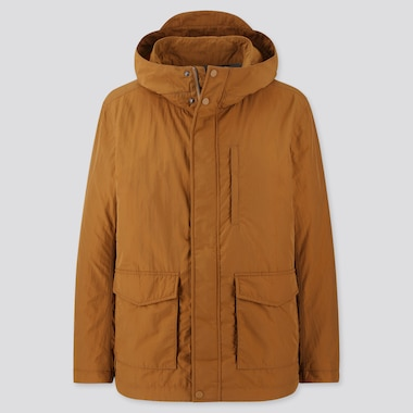 MEN JERSEY LINED FIELD PARKA
