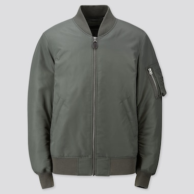 MEN MA-1 BLOUSON, OLIVE, medium