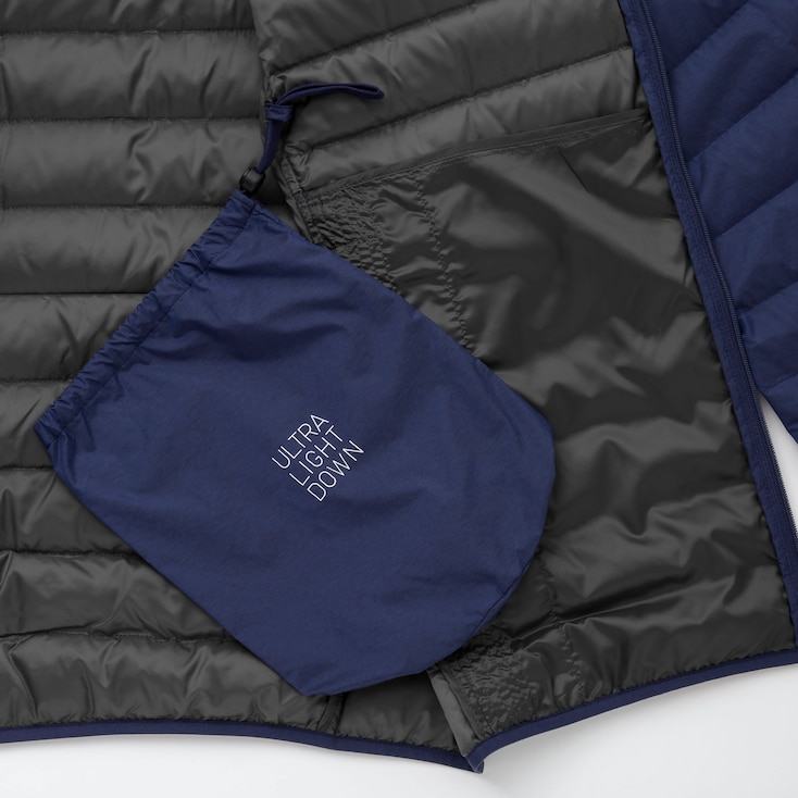 Men Ultra Light Down Jacket (2020 Edition), Navy, Large