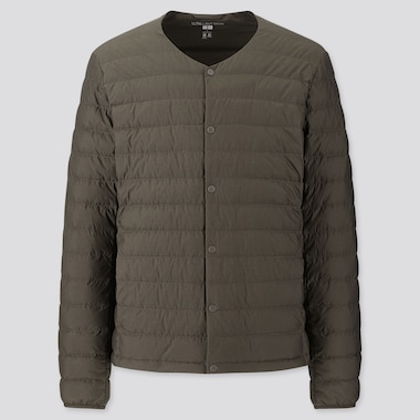HERREN KOMPAKTE ULTRA LIGHT DOWN JACKE
