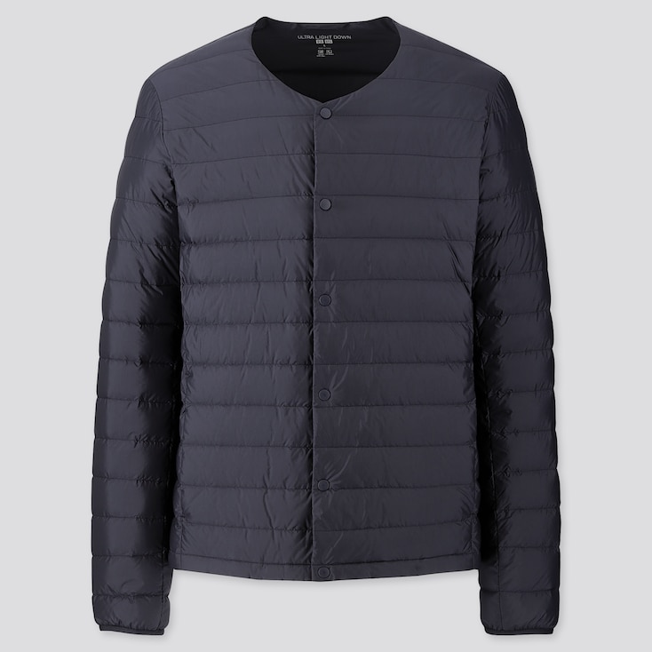 MEN ULTRA LIGHT DOWN COMPACT JACKET (ONLINE EXCLUSIVE), NAVY, large