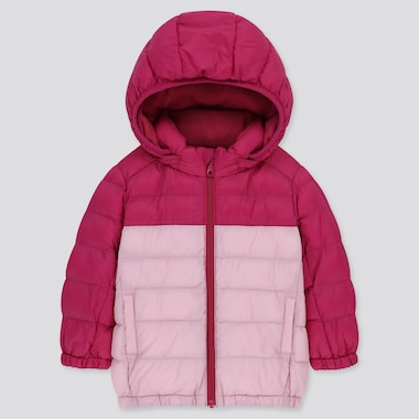 BABY LEICHT GEFÜTTERTER PARKA IN COLOUR-BLOCK-OPTIK