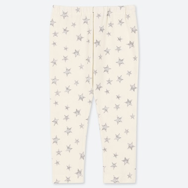 TODDLER LEGGINGS, OFF WHITE, medium