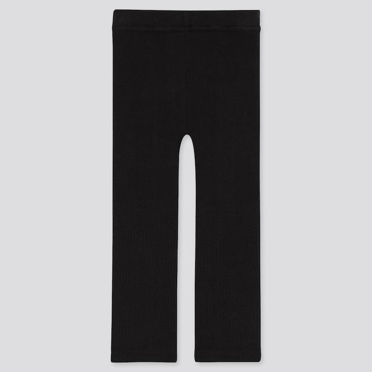 TODDLER KNITTED LEGGINGS, NAVY, large