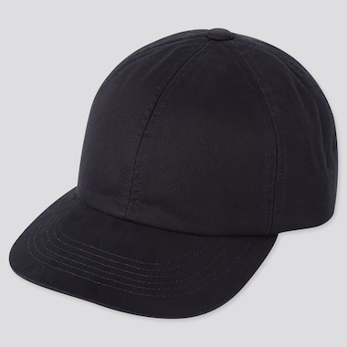 COTTON TWILL CAP, NAVY, medium
