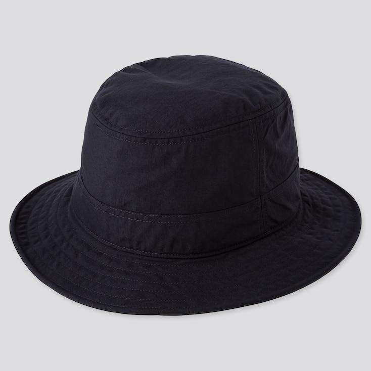 CAMP HAT, NAVY, large