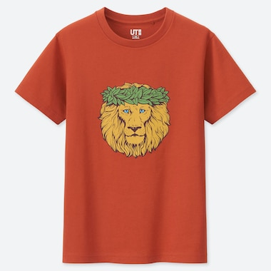 KIDS THE BRANDS HAWAIIAN LOCO UT GRAPHIC T-SHIRT