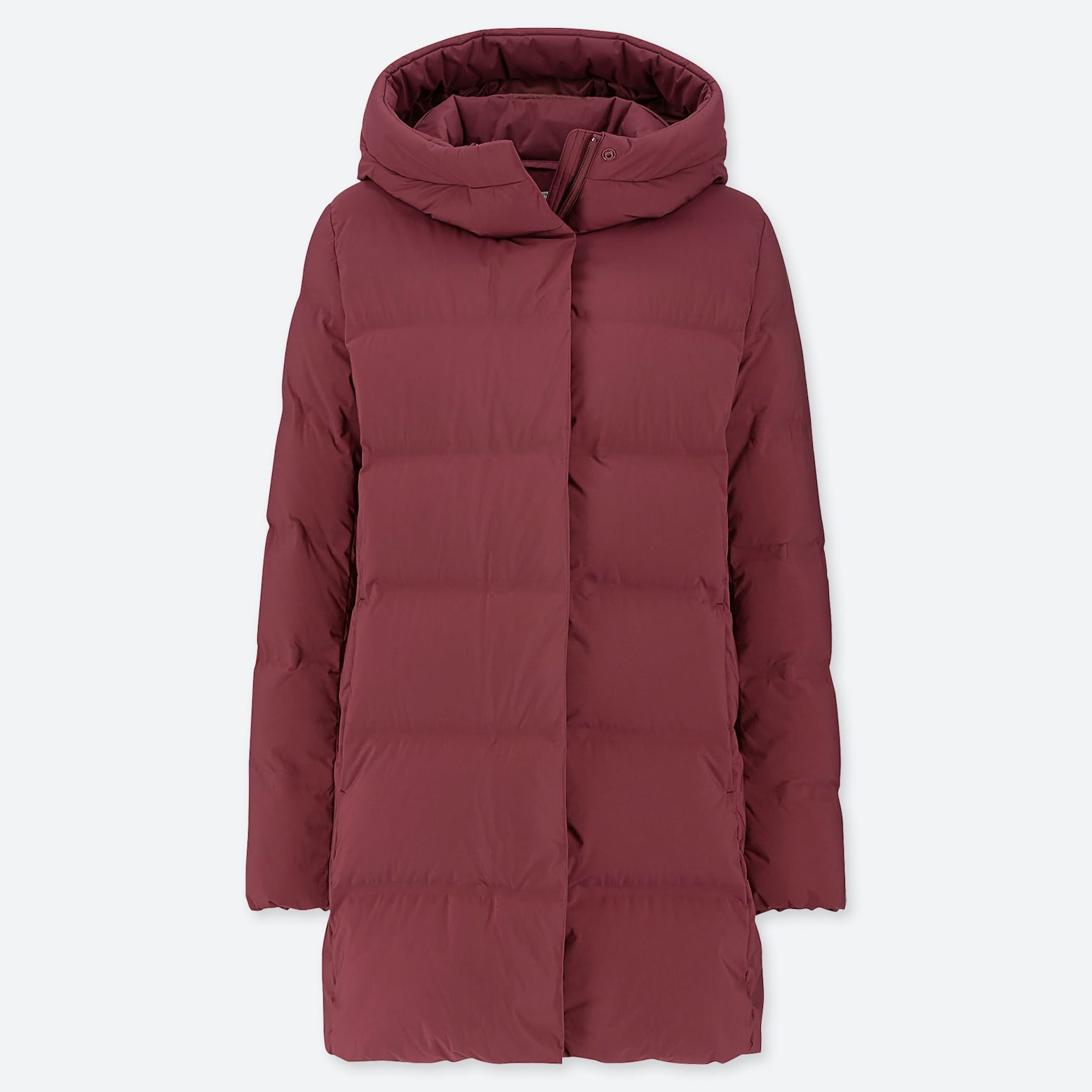 Seamless Down Short Coat by Uniqlo