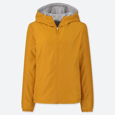 WOMEN REVERSIBLE PARKA (ONLINE EXCLUSIVE), YELLOW, medium