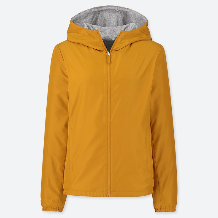 WOMEN REVERSIBLE PARKA (ONLINE EXCLUSIVE), YELLOW, large