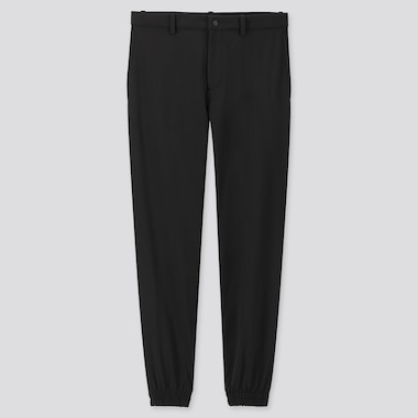MEN EZY JOGGER PANTS, BLACK, medium