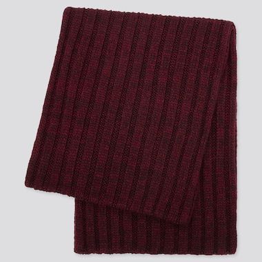 HEATTECH SNOOD, RED, medium