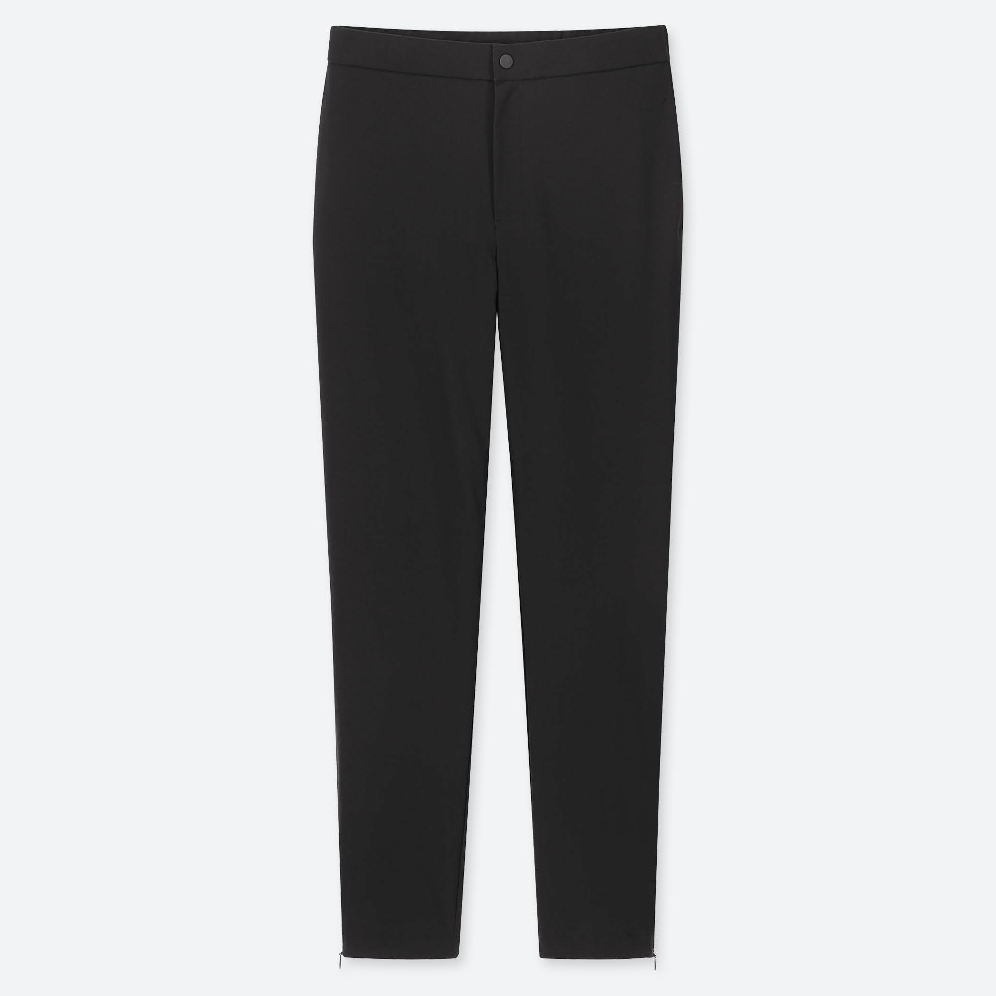 WOMEN HEATTECH WARM-LINED PANTS