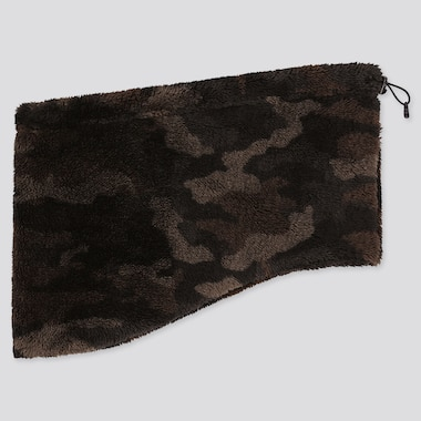 HEATTECH FLUFFY FLEECE NECK WARMER