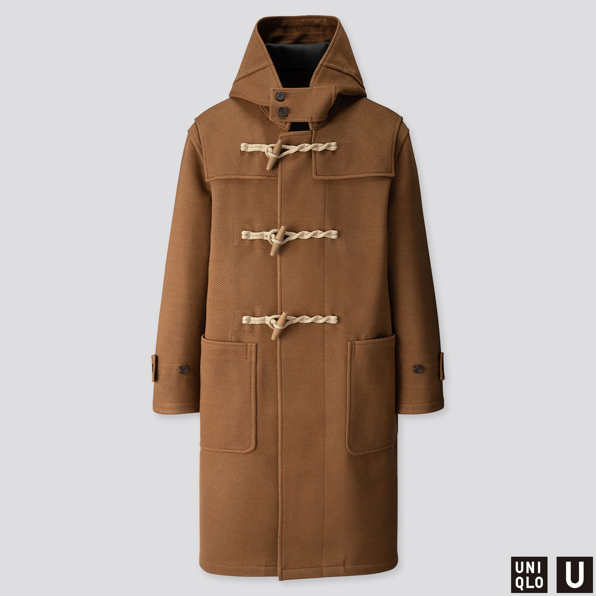 amazing price clearance prices ever popular MEN U BLOCKTECH DUFFLE COAT