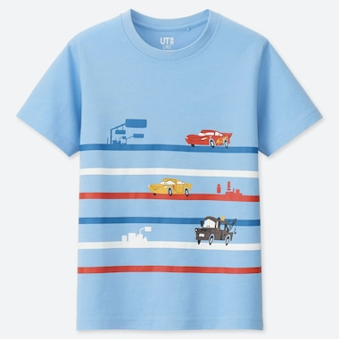 KIDS PIXAR VACATION UT GRAPHIC T-SHIRT