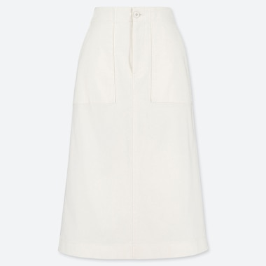 WOMEN BAKER SKIRT
