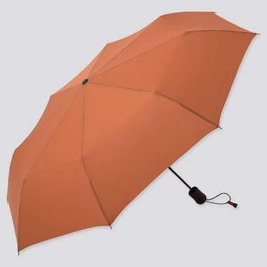 COMPACT UMBRELLA, ORANGE, medium