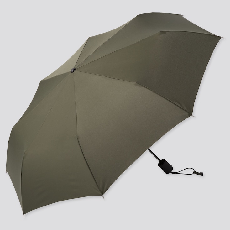 COMPACT UMBRELLA, DARK GREEN, large