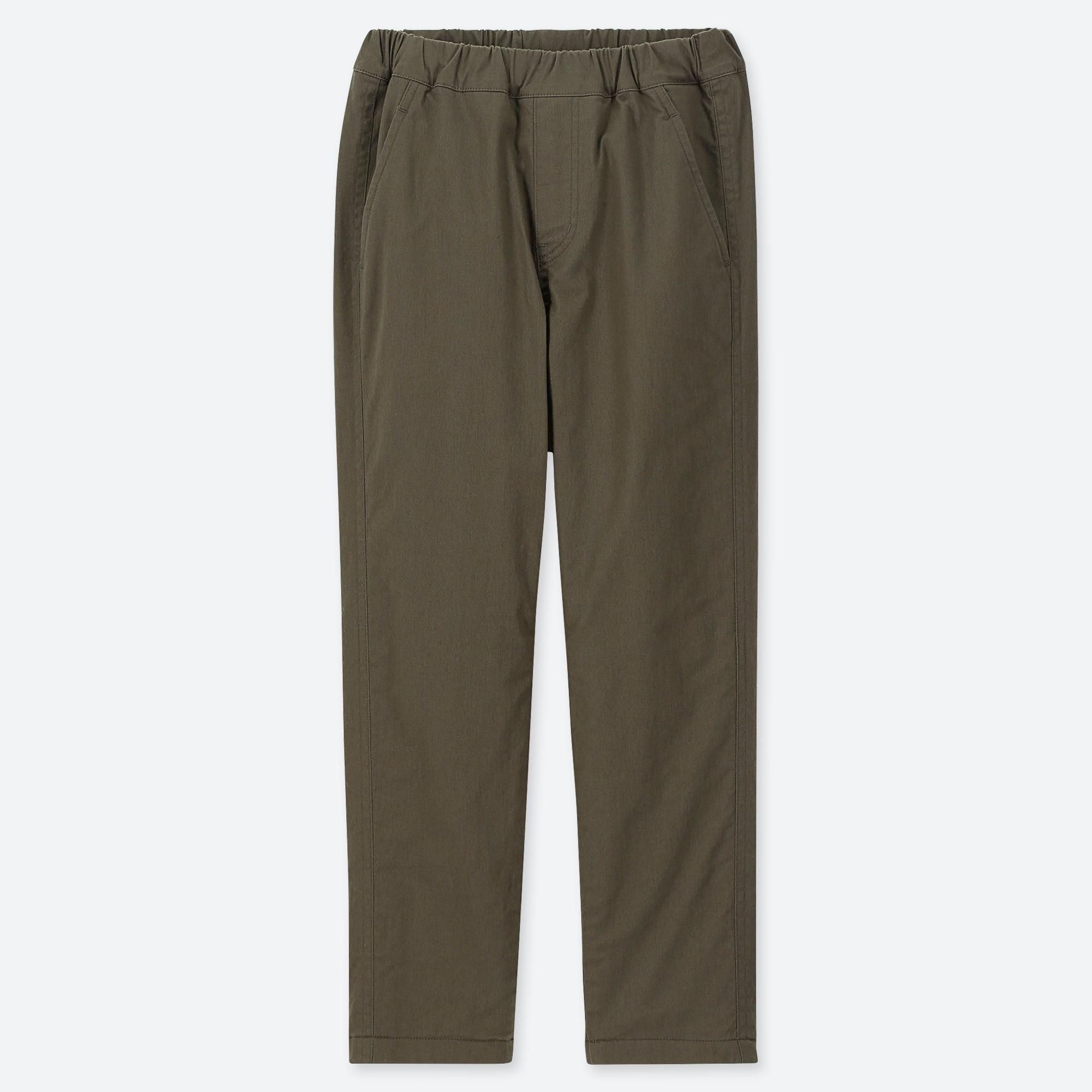 KIDS STRETCH WARM-LINED PANTS