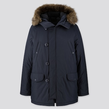 MEN N-3B JACKET, NAVY, medium