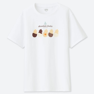 DAMEN UT BEDRUCKTES T-SHIRT THE BRANDS HAWAIIAN LOCO