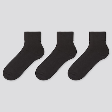 WOMEN REGULAR TAPERED SOCKS (THREE PAIRS)
