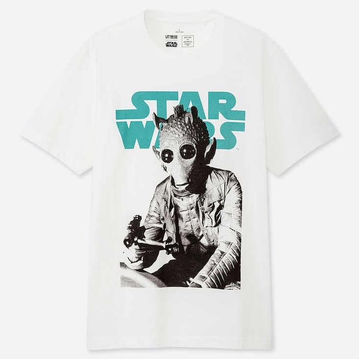 MEN MASTER OF GRAPHICS STAR WARS UT GRAPHIC T-SHIRT