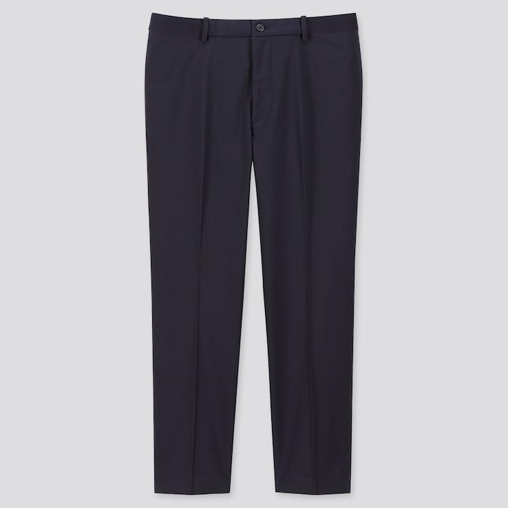 Men Ezy Ankle-length Pants (online Exclusive), Navy, Large