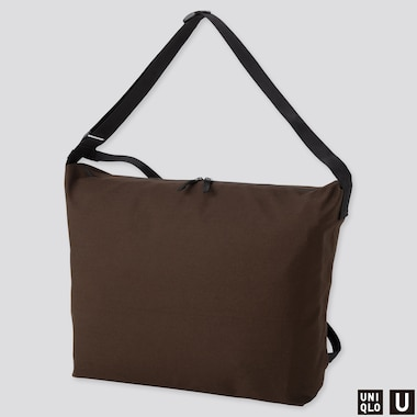 UNIQLO U BLOCKTECH SHOULDER BAG