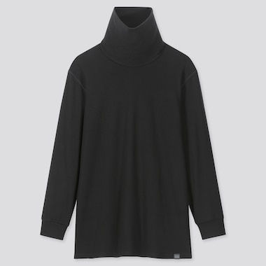 MEN HEATTECH ULTRA WARM TURTLENECK THERMAL TOP