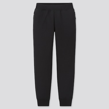 KIDS DRY STRETCH SWEATPANTS, BLACK, medium